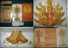 Bob Mackie Barbie Goddess of the Sun 1995 Doll VINTAGE in Alamogordo, New Mexico
