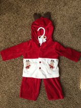 Velour Christmas reindeer outfit. in Sandwich, Illinois
