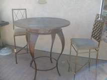$$  Bistro Table + 2 chairs  $$ in 29 Palms, California