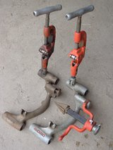 RIDGID Pipe Reamer Cutter in Chicago, Illinois