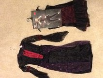NEW Fancy witch dresses - both size 12-14 girls in Alamogordo, New Mexico