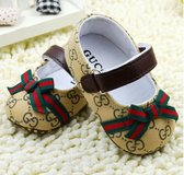 Baby girl gucci shoes brand new in Fort Irwin, California
