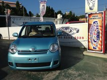 2006 Toyota Sienta - 7 Passenger - Blue - Clean & Well Maintained - Excellent Family Car! $ave! in Okinawa, Japan