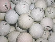 100 Used Golf Balls - Some ProV1 and B330. All Different Brands. in Kingwood, Texas