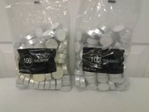 Tea Candles Unscented 100 pkg, White in Eglin AFB, Florida