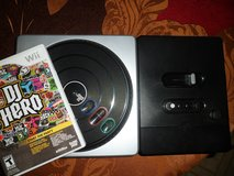 Wii DJ Hero Bundle in Camp Lejeune, North Carolina