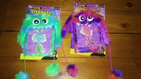 girls' Monster hoodie kit in Kingwood, Texas