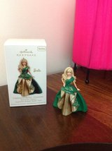 "HALLMARK ""CLEBRATION BARBIE"" CHRISTMAS ORNAMENT 2011 in Camp Lejeune, North Carolina"