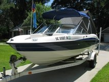 2009 Bayliner 185 Bowrider with Mercruiser Alpha One in Beaufort, South Carolina
