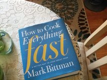 How to cook Everything fast huge cook book. NEW in Camp Lejeune, North Carolina