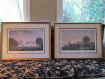 3 Custom Matted and Framed Prints in Camp Lejeune, North Carolina