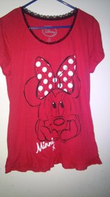 red Minnie Mouse in Spring, Texas