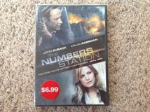 Numbers Station DVD in Camp Lejeune, North Carolina