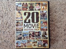 20 Great Western Movies Collection in Camp Lejeune, North Carolina