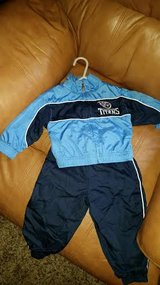 Blue Titans Infant Jogging Set in Fort Campbell, Kentucky