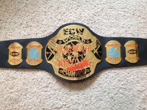 ECW World Heavyweight Title in Camp Lejeune, North Carolina