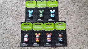 Disney Vinylmation Lot 1 in Camp Lejeune, North Carolina