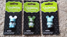 3 Disney Vinylmation Magnets in Camp Lejeune, North Carolina