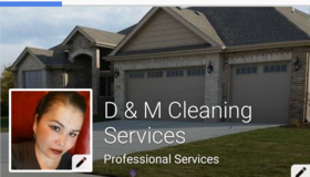 Cleaning services in Joliet, Illinois