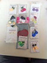 Earrings. 12 pair in set! Or buy them separate! in Baumholder, GE