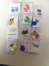Earrings set 4 in Ramstein, Germany