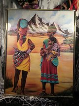 african women and child picture 20 x 16 in Clarksville, Tennessee