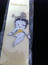 Necklace Betty Boop see picture. Nr3. in Baumholder, GE