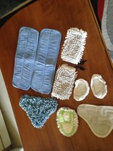 9pc Set of Steamer Pads in Alamogordo, New Mexico