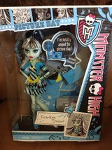 MONSTER HIGH PICTURE DAY FRANKIE STEIN DOLL in Camp Lejeune, North Carolina
