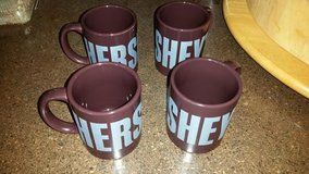 Hershey Coffee Mugs in Fort Campbell, Kentucky