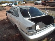 parting out 98 honda civic in Alamogordo, New Mexico