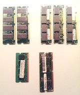 PC Memory Sticks - Entire Collection in Houston, Texas