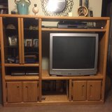 Entertainment Center (with TV, if wanted) in Westmont, Illinois