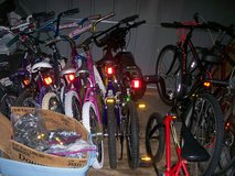 BICYCLES! ALL SIZES! BICYCLES (READY TO RIDE! in Hampton, Virginia