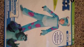2t Sulley costume in Vista, California