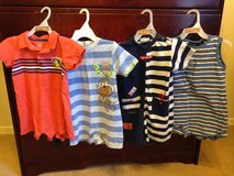 Boys summer clothes 24 mos in Belleville, Illinois