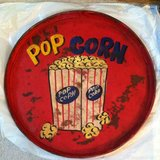 Popcorn Sign in Naperville, Illinois