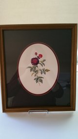 Red Rose print in Naperville, Illinois