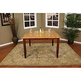 OAK KITCHEN TABLE / with butterfly extension in Fort Knox, Kentucky