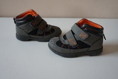 Boys Children's Place Grey Shoes Size 11 in Lockport, Illinois