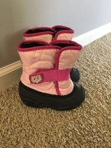 Kamik winter boots toddler girls in Naperville, Illinois