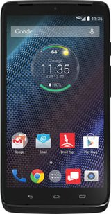 DROID TURBO by Motorola 64GB in Black Ballistic Nylon (verizon) unlocked in Alamogordo, New Mexico