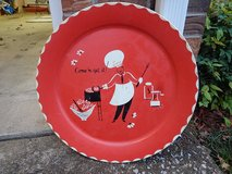 Vintage 1950's picnic serving platter in Hopkinsville, Kentucky