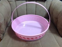 VALENTINE'S LARGE PLASTIC BOWL WITH HANDLE in Camp Lejeune, North Carolina