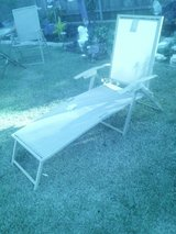 lawn chair in Lawton, Oklahoma