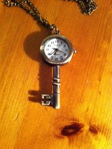 Ladies Pendant Key Watch. See picture in Ramstein, Germany