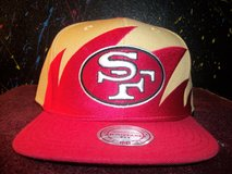 """Official Mitchell & Ness """"San Francisco 49ERS"""" in Barstow, California"""