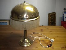 Brass Table Lamp in Ramstein, Germany