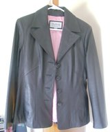 Womans Leather Jacket- Size: Small in Fort Drum, New York