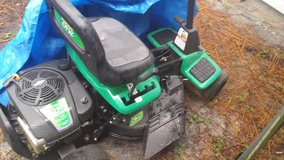 weedeater 26 inch riding lawn mower in Hinesville, Georgia